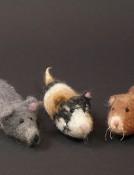 textiles-Gestalten-2Filzwerkstatt-Hamster,Mäuse