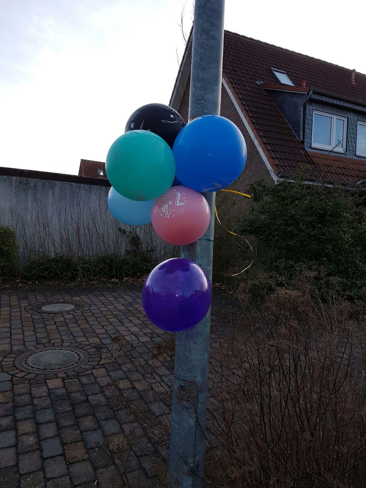 PP Luftballons